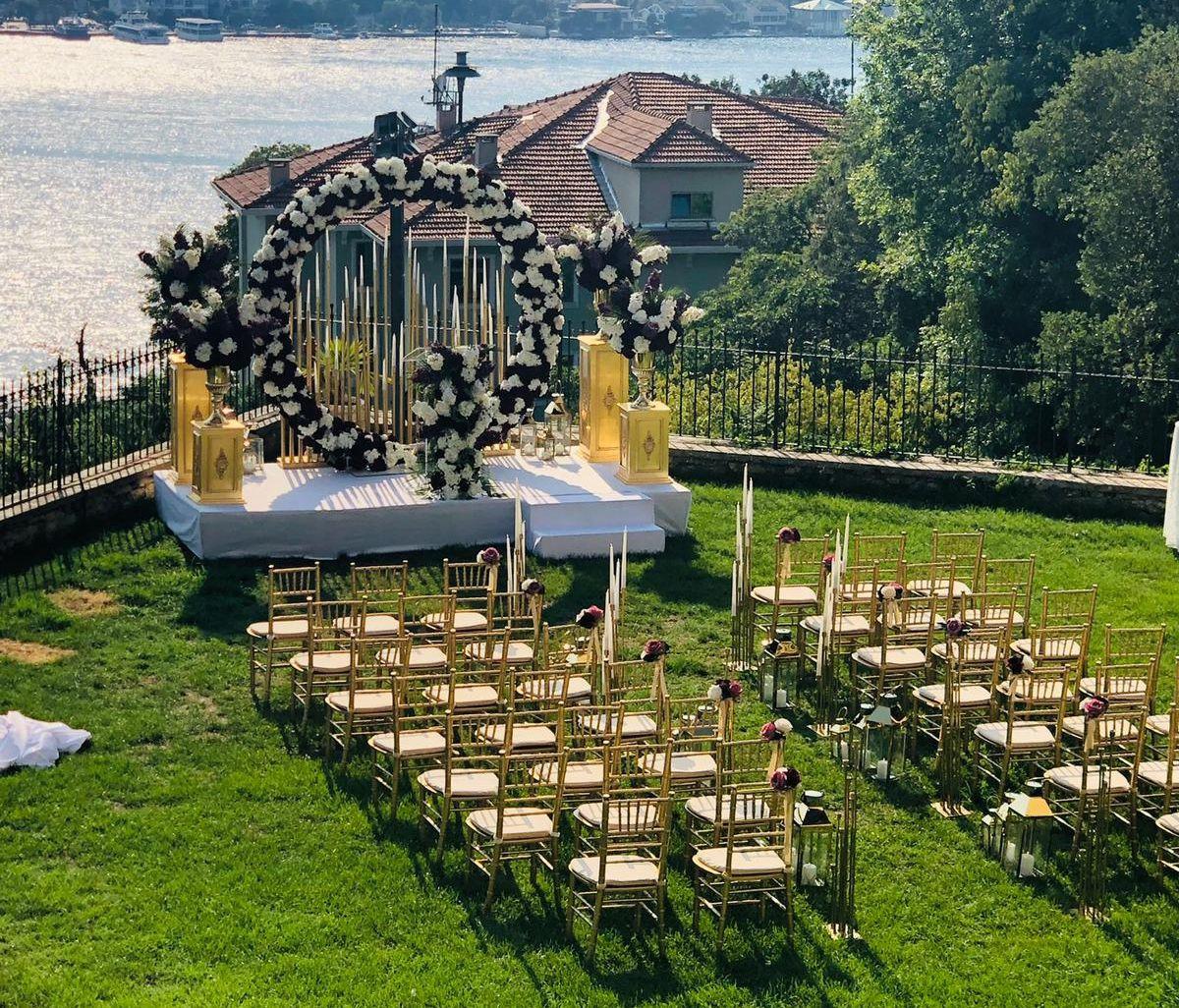 Adile Sultan Sarayı Düğün ve Davet Organizasyonları