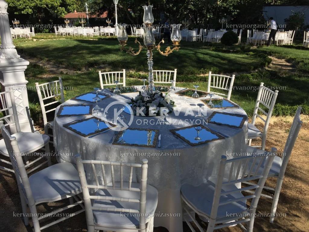 Maslak Kasrı Ön Bahçe Düğünü