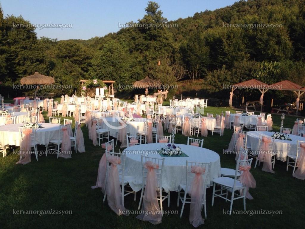 Bahçe Düğünü Organizasyonları
