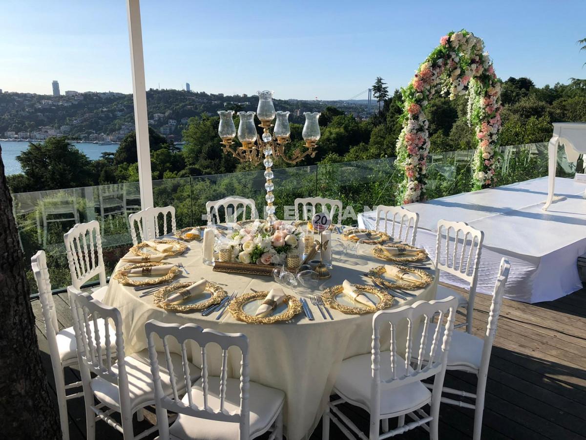 Cemile Sultan Korusu Düğün Organizasyonları