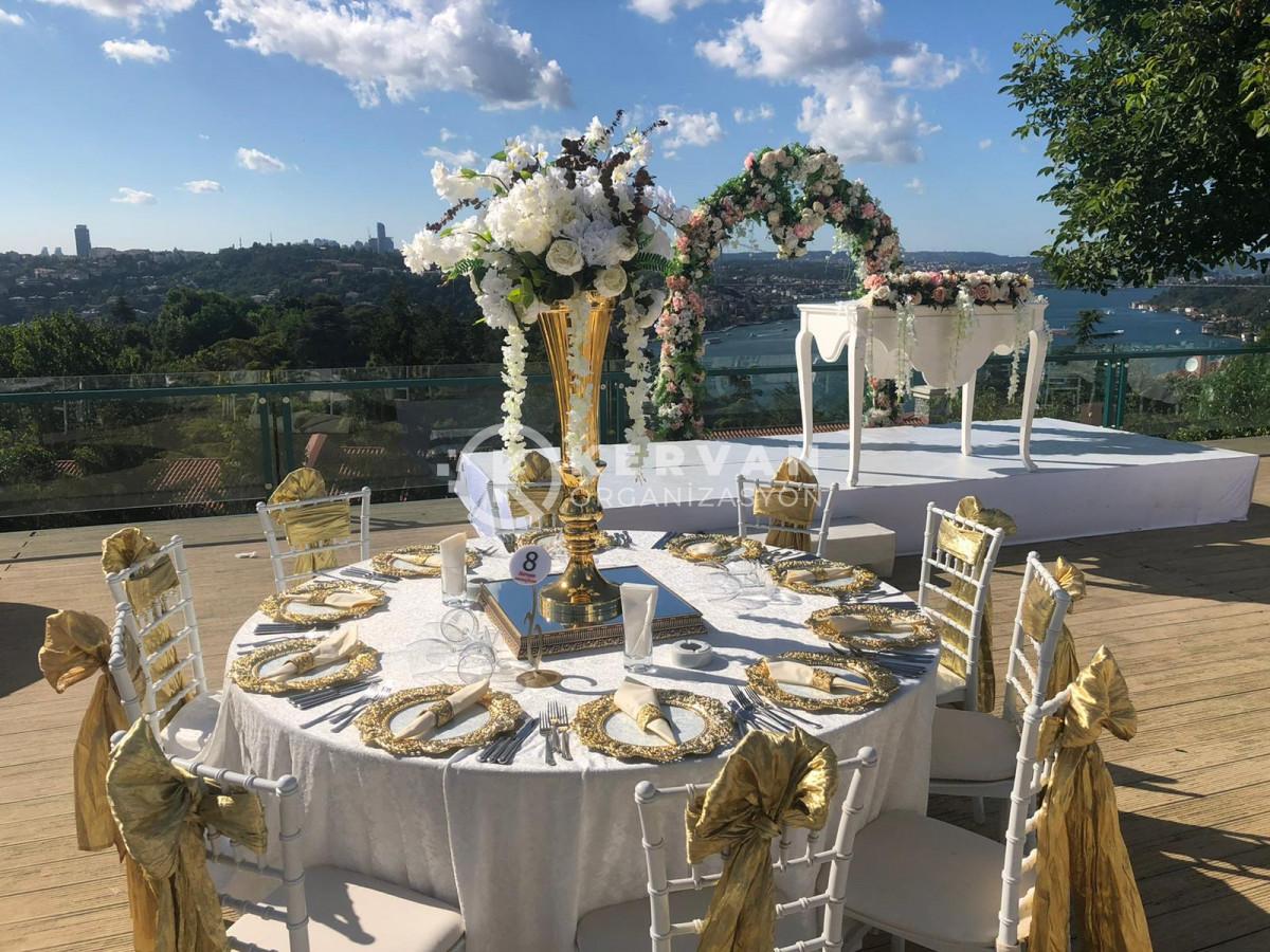 Cemile Sultan Korusu Kır Tepe Düğün Organizasyonu