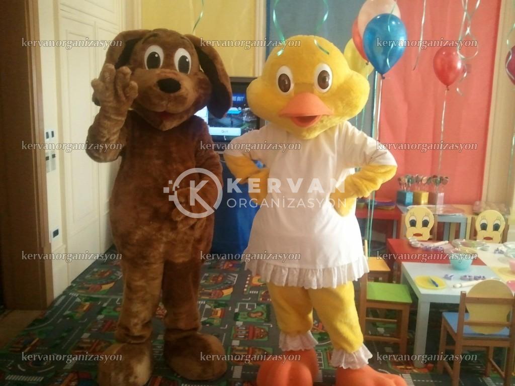 Çocuk Doğum Günü Partisi Eğlenceleri