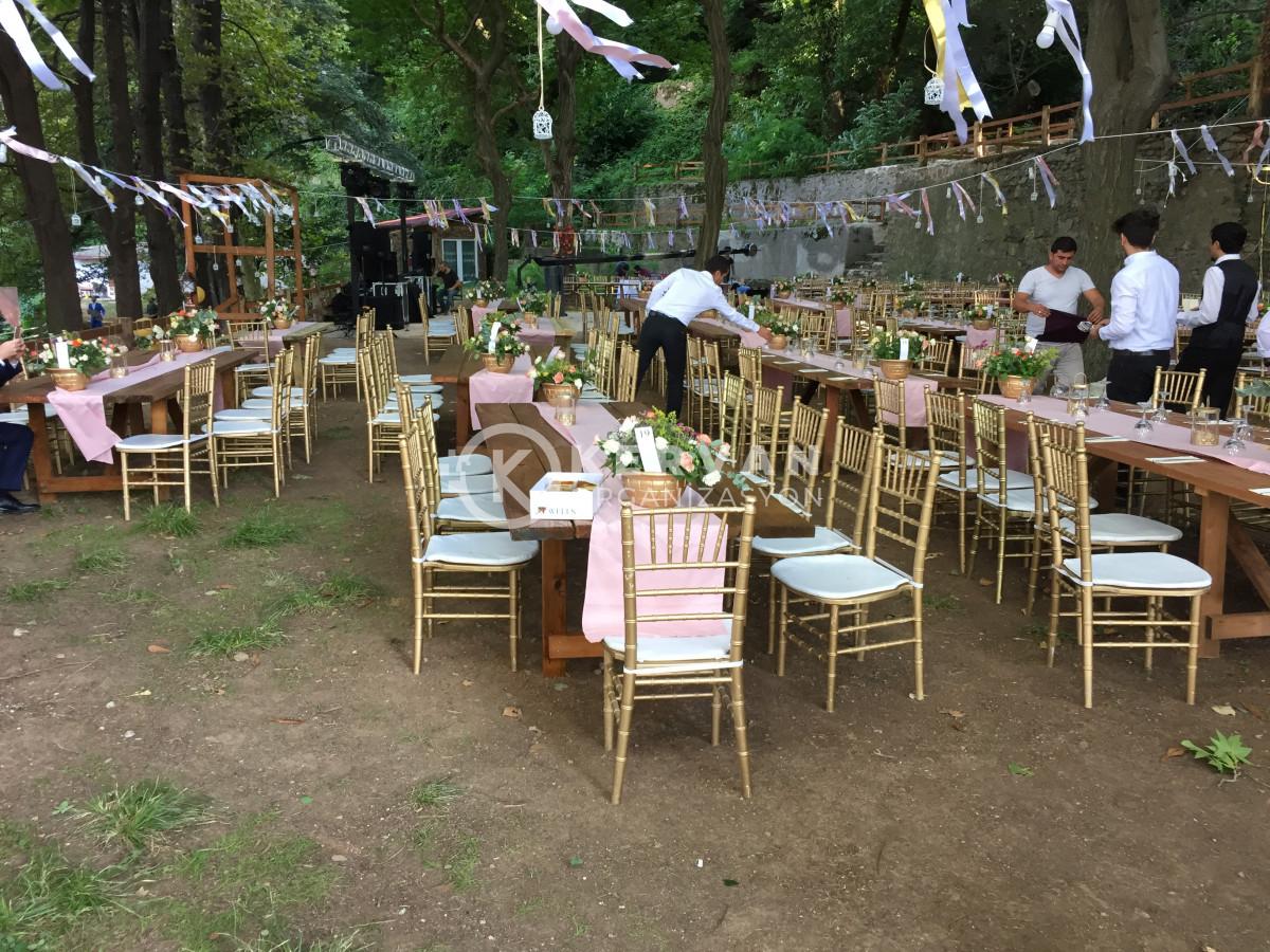 Hünkarsuyu Kır Düğünü Organizasyonu