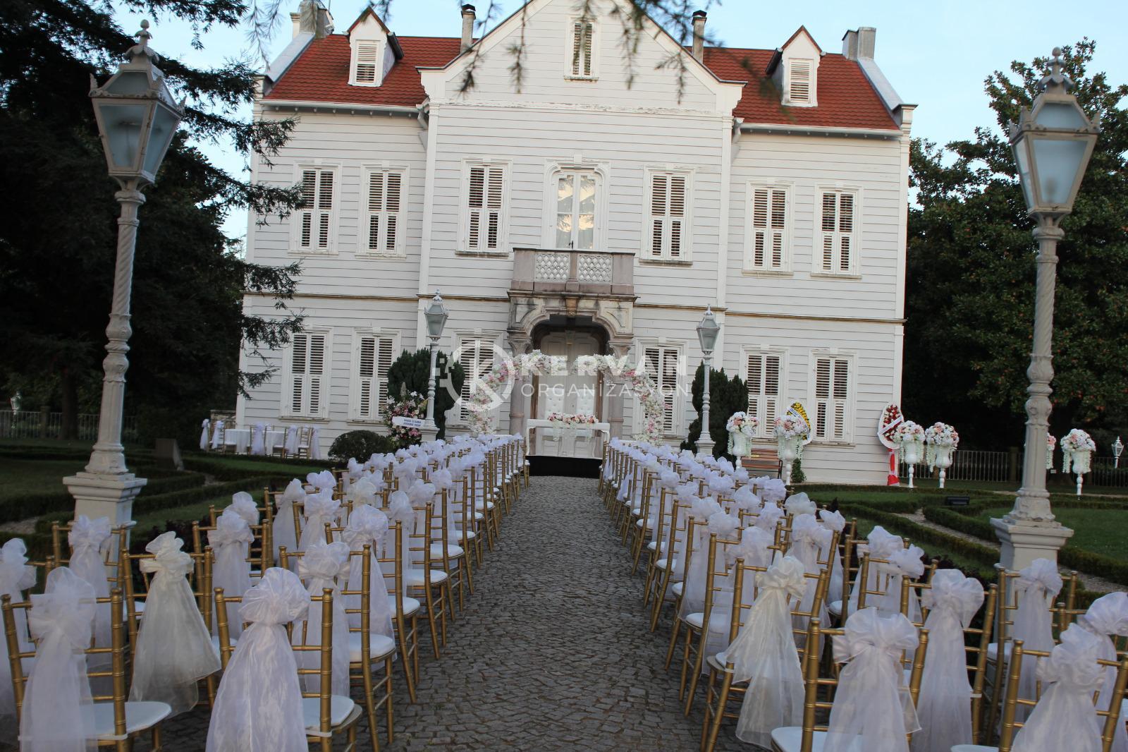 Maslak Kasrı Düğün Organizasyonları