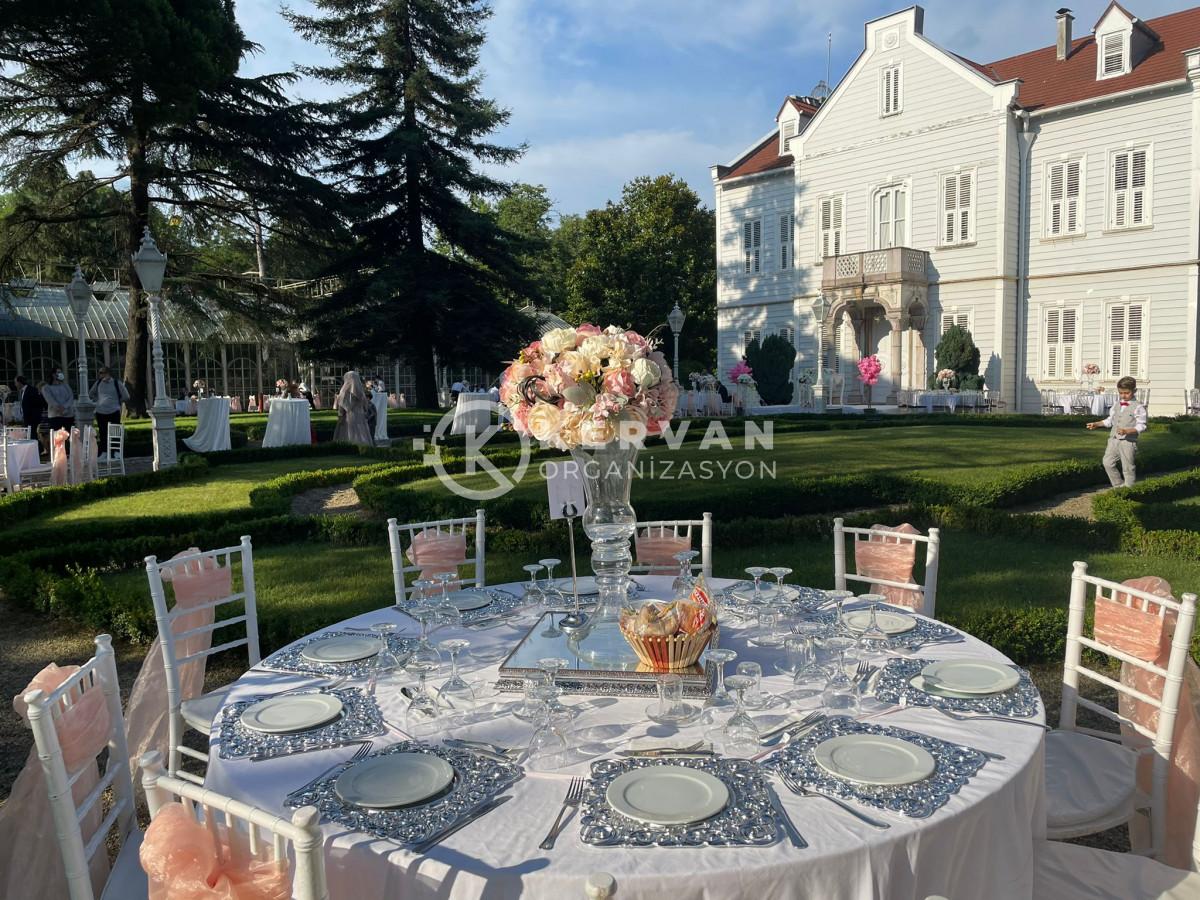 Maslak Kasrı Düğün Organizasyonu
