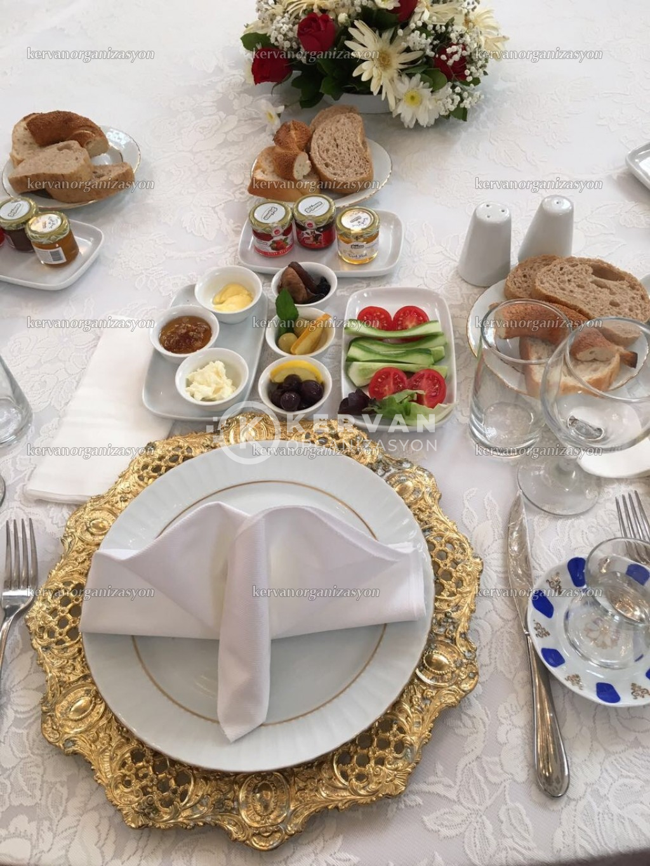 Serpme Kahvaltı Organizasyonu