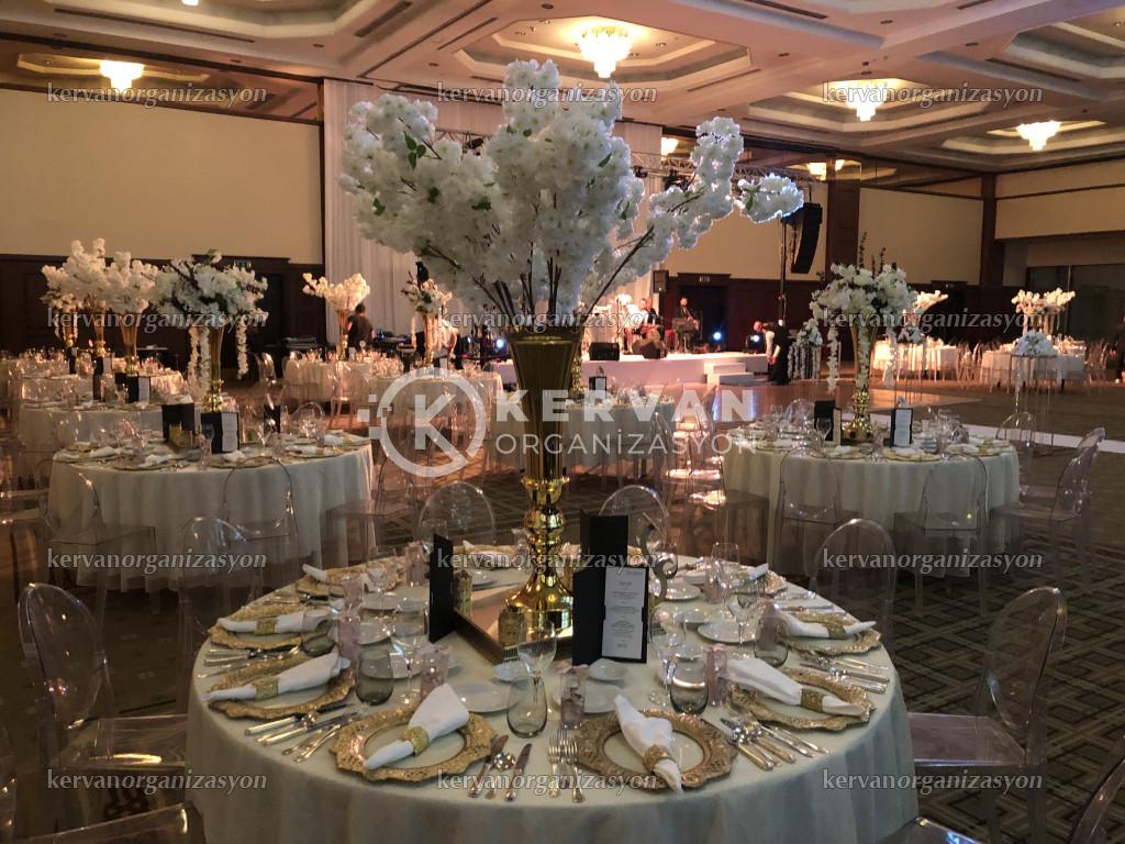 Swissotel Düğün Organizasyonu