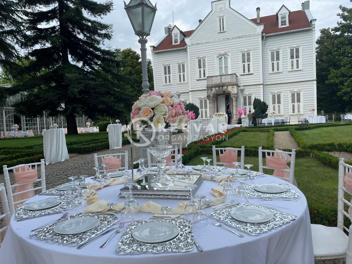 Yavuz Selim Osmanoğlu'nun Düğün Organizasyonu