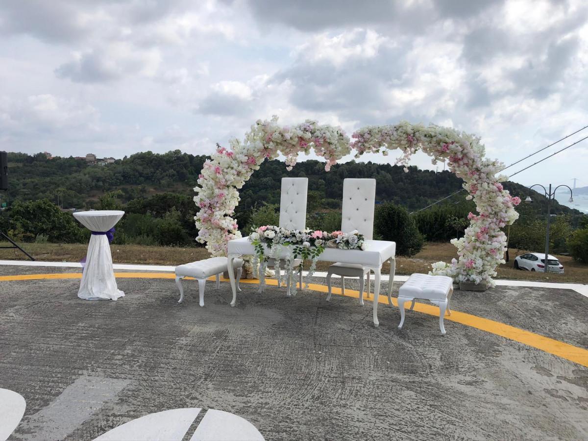 Kanlıca Orman İşletme Düğün Organizasyonları