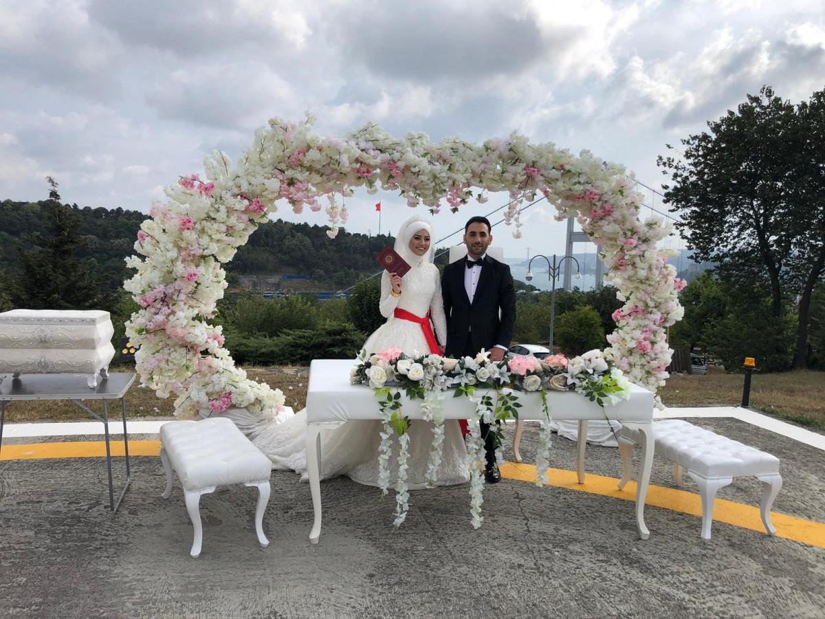 Kanlıca Orman İşletme Düğün Organizasyonu