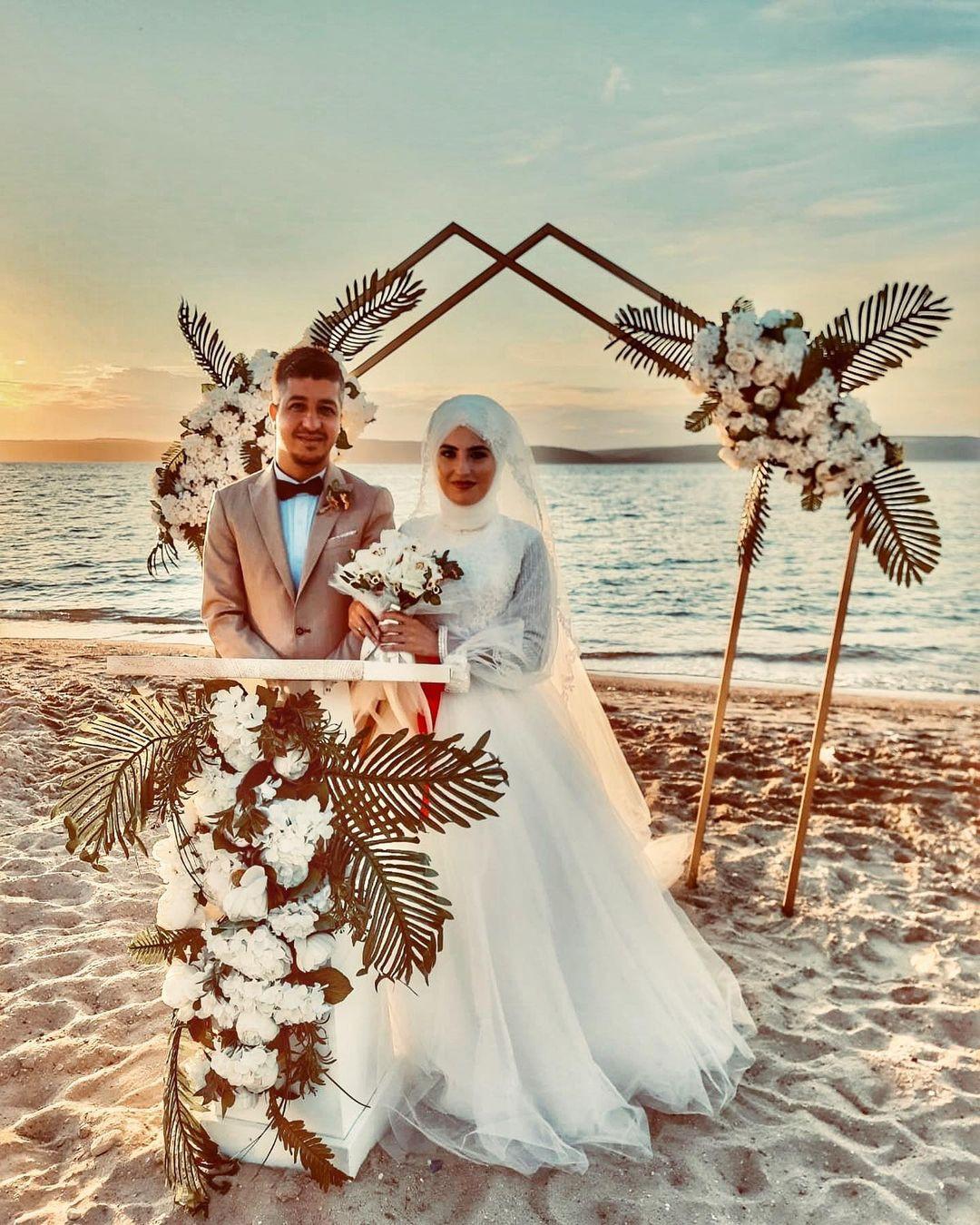Plajda Düğün Organizasyonu