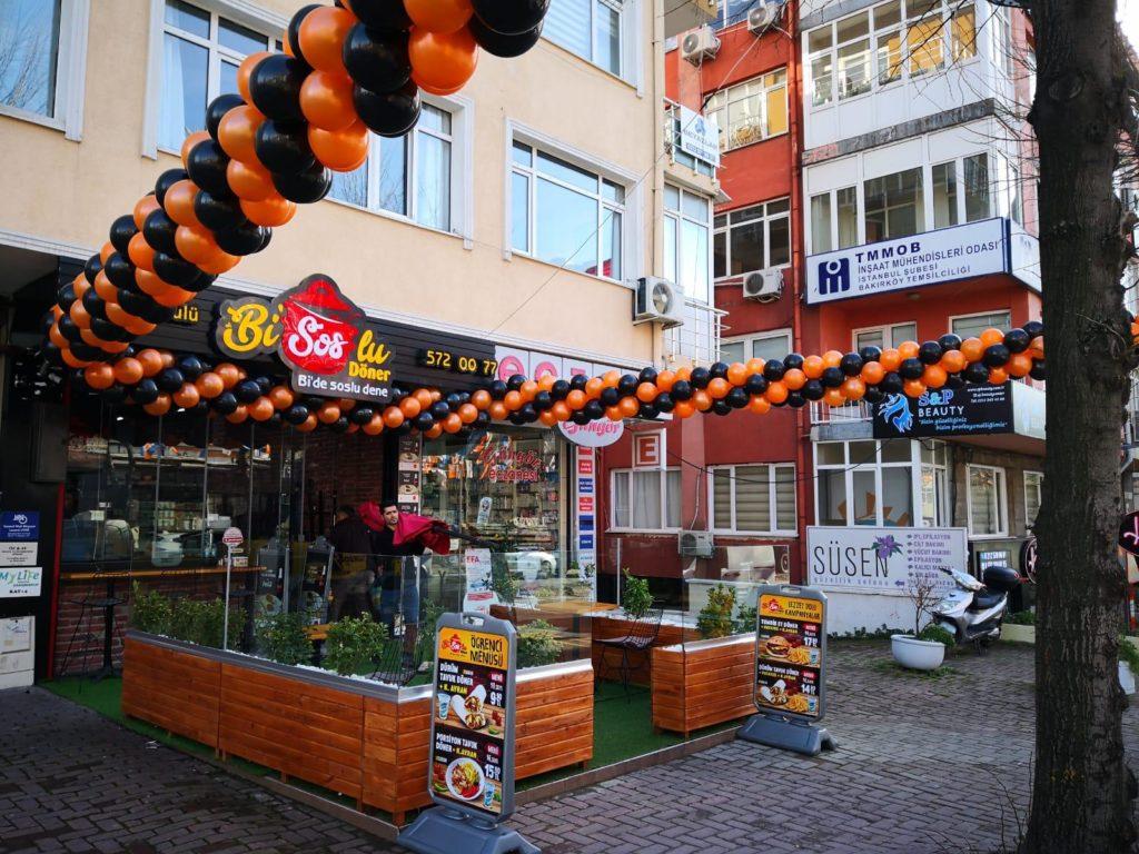 Restaurant Açılış Organizasyonu