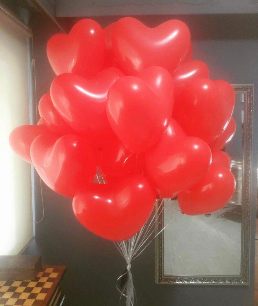 Kalpli Demet Uçan Balon