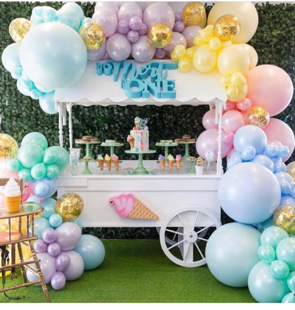 Parti Balon Süsleme